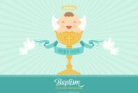 Christening Banner Free Vector Art – (19 Free Downloads) in Christening Banner Template Free