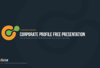 Company Profile Powerpoint Template Free – Slidebazaar for Best Business Presentation Templates Free Download