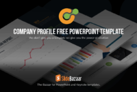 Company Profile Powerpoint Template Free – Slidebazaar with regard to Best Business Presentation Templates Free Download