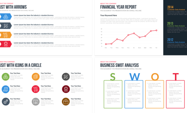 Company Profile Powerpoint Template Free - Slidebazaar within Business Profile Template Ppt