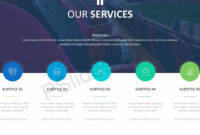 Company Profile Powerpoint Template – Pslides within Business Profile Template Ppt