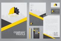 Company Profile Template, Free Company Profile Template in Business Profile Template Free Download