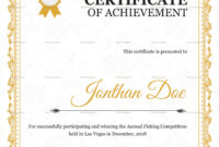 Competition Certificate Sample – Horizonconsulting.co with Choir Certificate Template