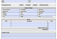 Computer Repair Invoice Template Pdf | Invoice Example regarding Auto Repair Invoice Template Word