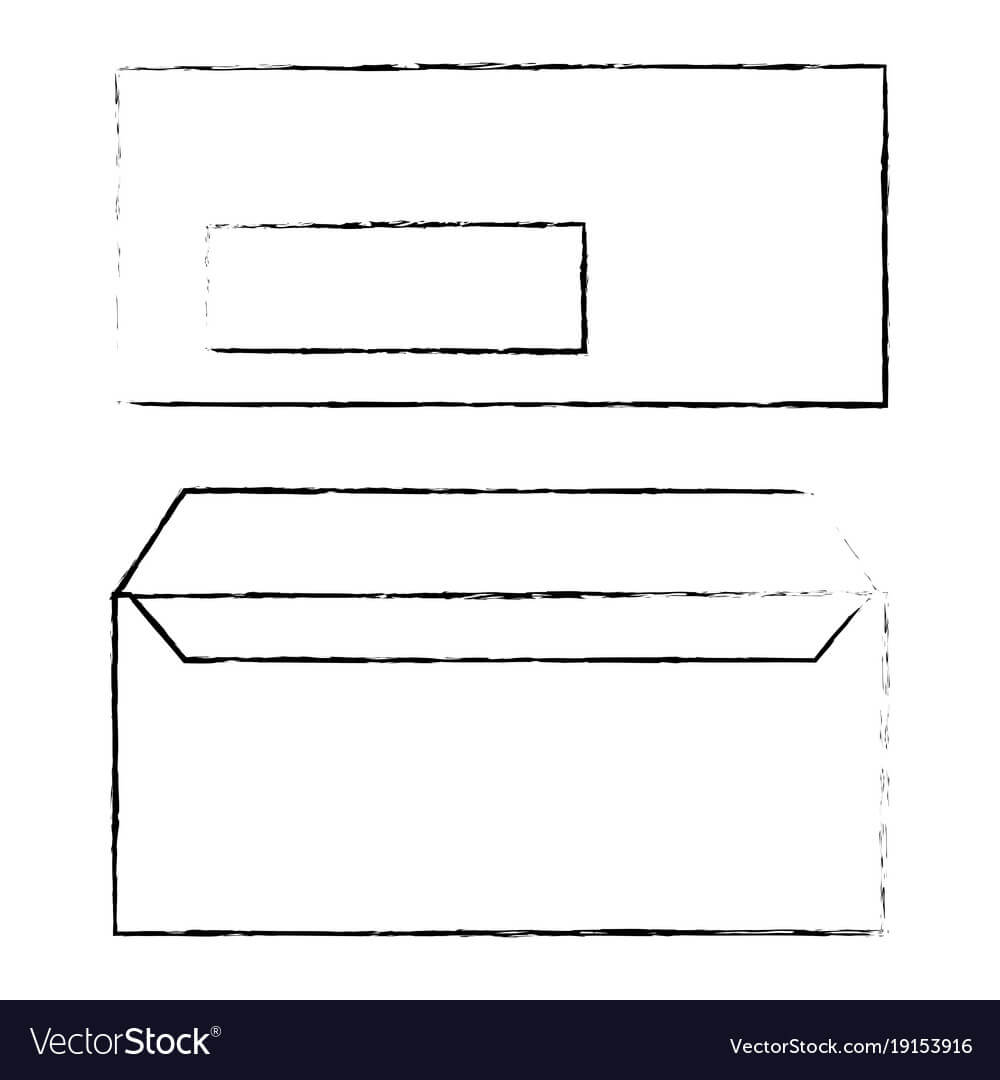Corporate Envelope Business Stationery Templates Pertaining To Business Envelope Template Illustrator