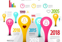Creative Timeline Infographic Template Modern pertaining to Adobe Illustrator Infographic Templates