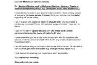 Credit Report Dispute Letters – Tunu.redmini.co regarding 609 Dispute Letter Template