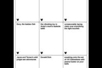 Crush Cards Against Humanity Printable | Kenzi's Blog pertaining to Cards Against Humanity Template