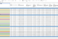 Curriculum Mapping In Google Sheets {Templates} – Teach To for Blank Curriculum Map Template