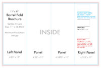 Custom Brochure Templates – Colona.rsd7 inside 4 Panel Brochure Template