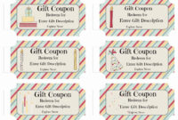 Custom Coupons Templates – Colona.rsd7 for Blank Coupon Template Printable