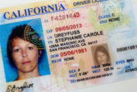 Dc4 California Driver License Template | Wiring Resources inside Blank Drivers License Template