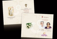 Death Anniversary Cards Templates ] – Card Templates Free in Anniversary Card Template Word