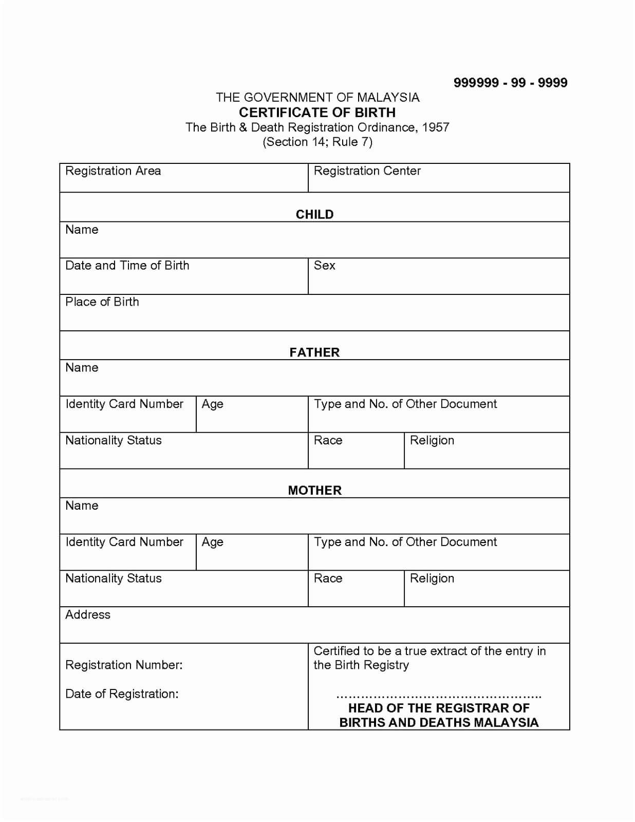 Death Certificate Sample Pakistan Archives Best Marriage With Birth Certificate Translation Template Uscis