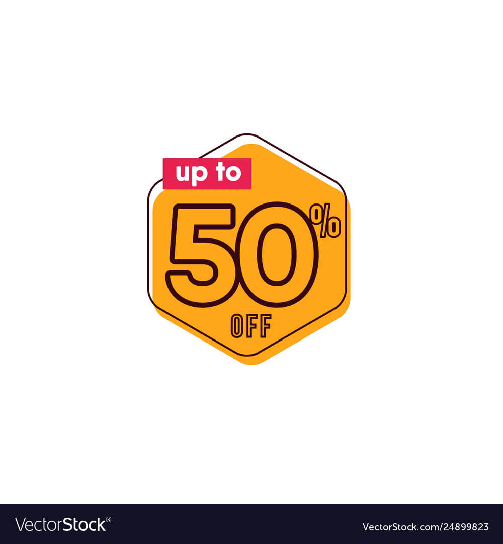 Discount Up To 50 Off Label Template Design For Adobe Illustrator Label Template