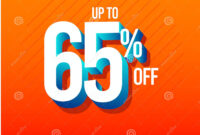 Discount Up To 65% Off Label Vector Template Design for 65 Label Template