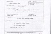 Dog Birth Certificate Template ] – Birth Certificate Sample inside Birth Certificate Template Uk