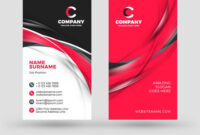 Double Sided Business Cards Templates – Colona.rsd7 within Advertising Cards Templates