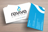 Double Sided Business Cards – Tunu.redmini.co intended for 2 Sided Business Card Template Word