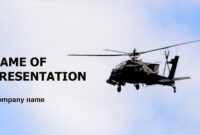 Download Free Helicopter Powerpoint Theme For Presentation intended for Air Force Powerpoint Template
