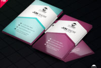Download]Creative Business Card Psd Free | Psddaddy with Business Card Maker Template