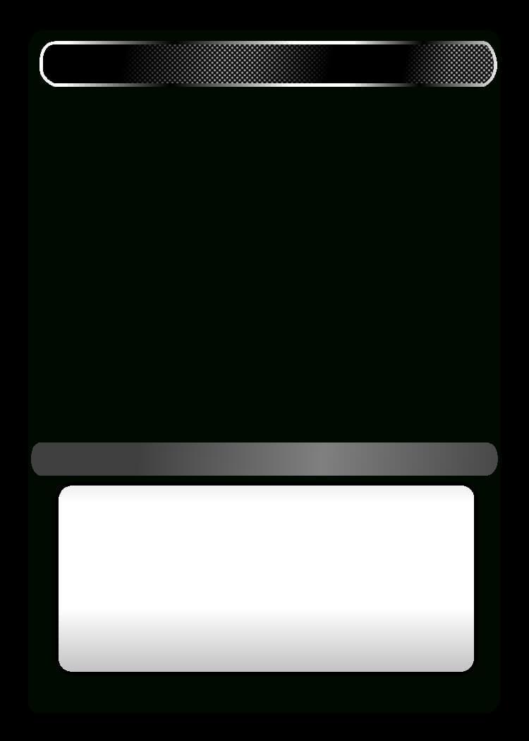 Dragon Ball Z Panini – Checking For Feedback/demand | Magic With Blank Magic Card Template