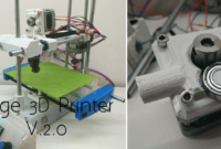 Edge 2.0 3D Printer – 13 Year Old Maker Designs & Builds His throughout 3D Printer Templates