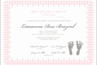 Editable Birth Certificate Template Awesome 38 Sample inside Birth Certificate Templates For Word