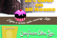 Engaging Free Bake Sale Flyer Templates For Fundraising regarding Bake Sale Flyer Template Free