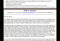 Entry Level Business Analyst Cover Letter | Templates At for Business Analyst Documents Templates