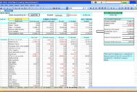 Excel Spreadsheets For Small Businesses E2 80 93 Get throughout Business Accounts Excel Template