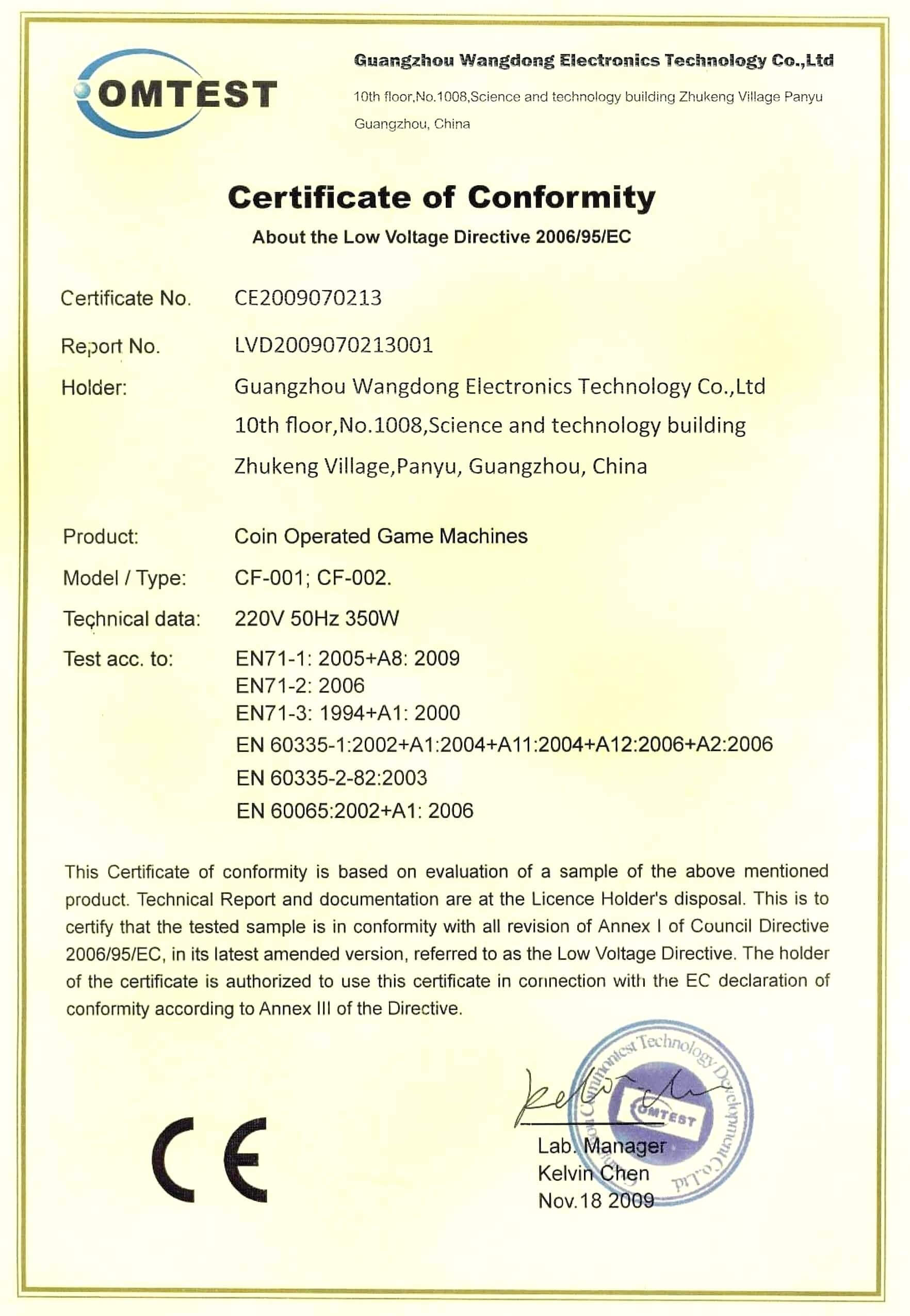 🥰 Blank Printable Certificate Of Conformity [Coc] Form For Certificate Of Conformity Template Free