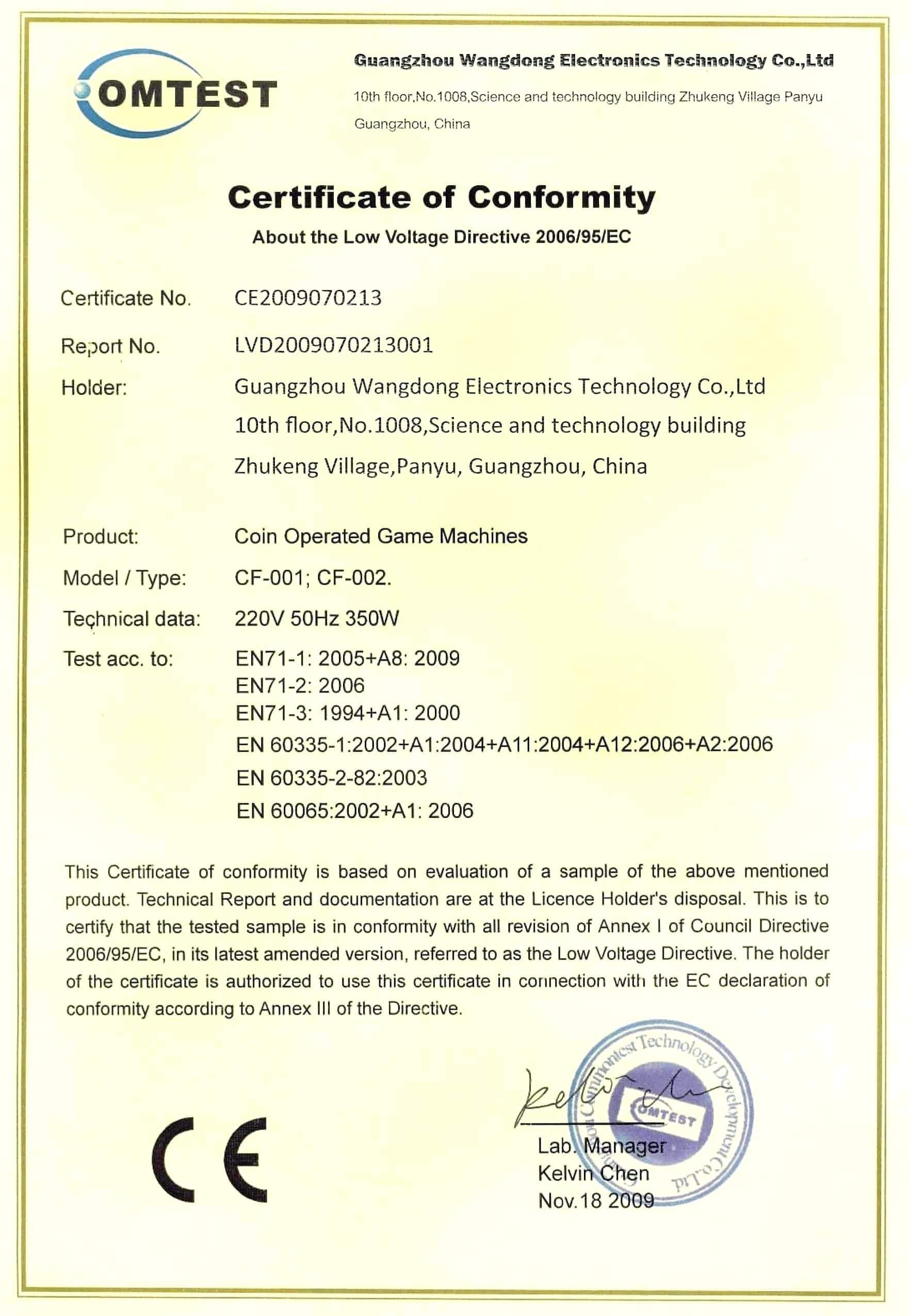 🥰 Blank Printable Certificate Of Conformity [Coc] Form Throughout Certificate Of Conformity Template