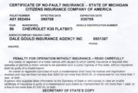 Fake Proof Of Insurance Card regarding Car Insurance Card Template Free
