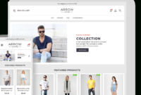 Fashion Store Website Template – 3Dcart with 3Dcart Templates