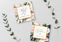 Favor Tag Template, Printable Wedding Or Bridal Shower inside Bridal Shower Label Templates