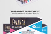 Finance And Accounting – Free Psd Flyer Template – with Accounting Flyer Templates