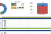 Finance Templates Excel – Tunu.redmini.co within Annual Budget Report Template