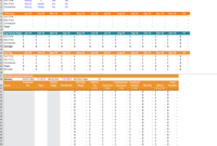 Financial Projection Template – Download Free Excel Template regarding Business Plan Financial Projections Template Free