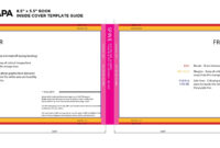 Find A Printing Template :: Printpapa with 6X9 Book Template For Word