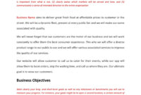 Food Truck Business Plan Template Sample Pages – Black Box pertaining to Business Plan Template Food Truck