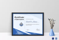 Football Award Certificate Template with Award Certificate Design Template