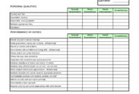 Free 14+ Vehicle Evaluation Forms In Pdf within Blank Evaluation Form Template