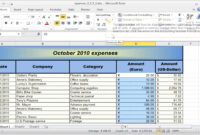Free Accounting Spreadsheet Templates For Small Business pertaining to Bookkeeping Templates For Small Business Excel