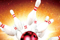 Free And Pemium Style Psd Flyers Templates — Bowling within Bowling Flyers Templates Free
