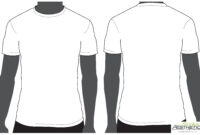 Free Blank T-Shirt Outline, Download Free Clip Art, Free within Blank Tee Shirt Template