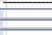 Free Budget Templates In Excel | Smartsheet with Annual Budget Report Template