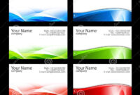 Free Calling Card Template Download – Tunu.redmini.co intended for Blank Business Card Template Download