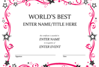 Free Certificate Template, Download Free Clip Art, Free Clip in Blank Award Certificate Templates Word