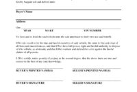 Free Colorado Vehicle Bill Of Sale Form | Pdf | Docx for Bill Of Sale Template Colorado